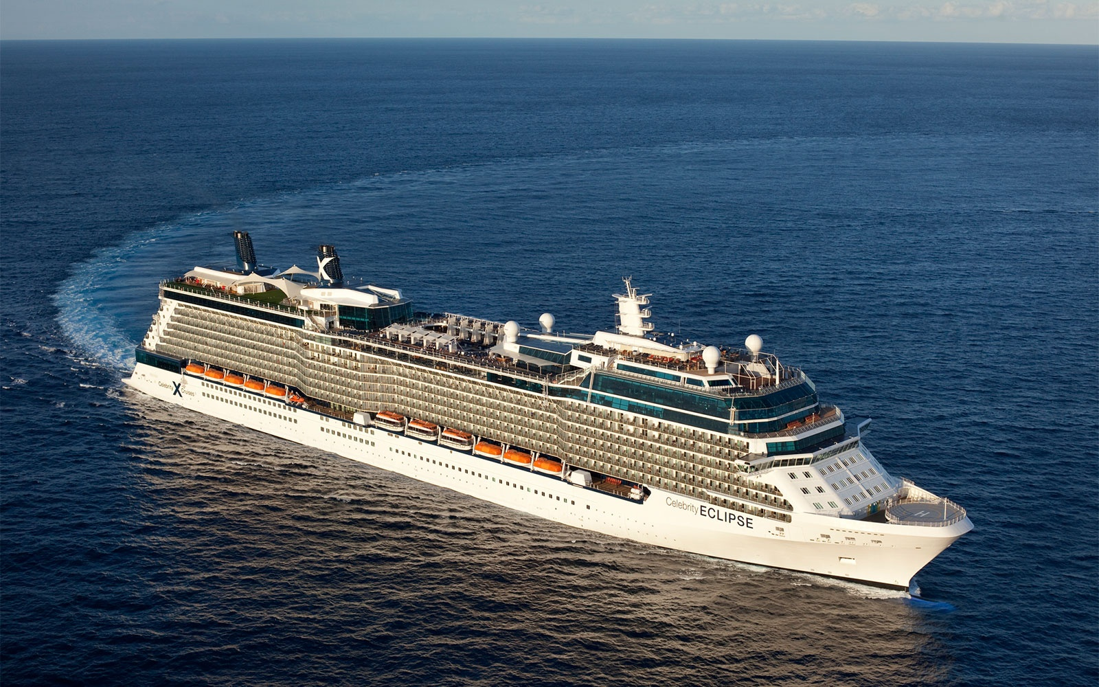 No. 3 Mega-Ship Ocean Cruise Line: Celebrity Cruises
