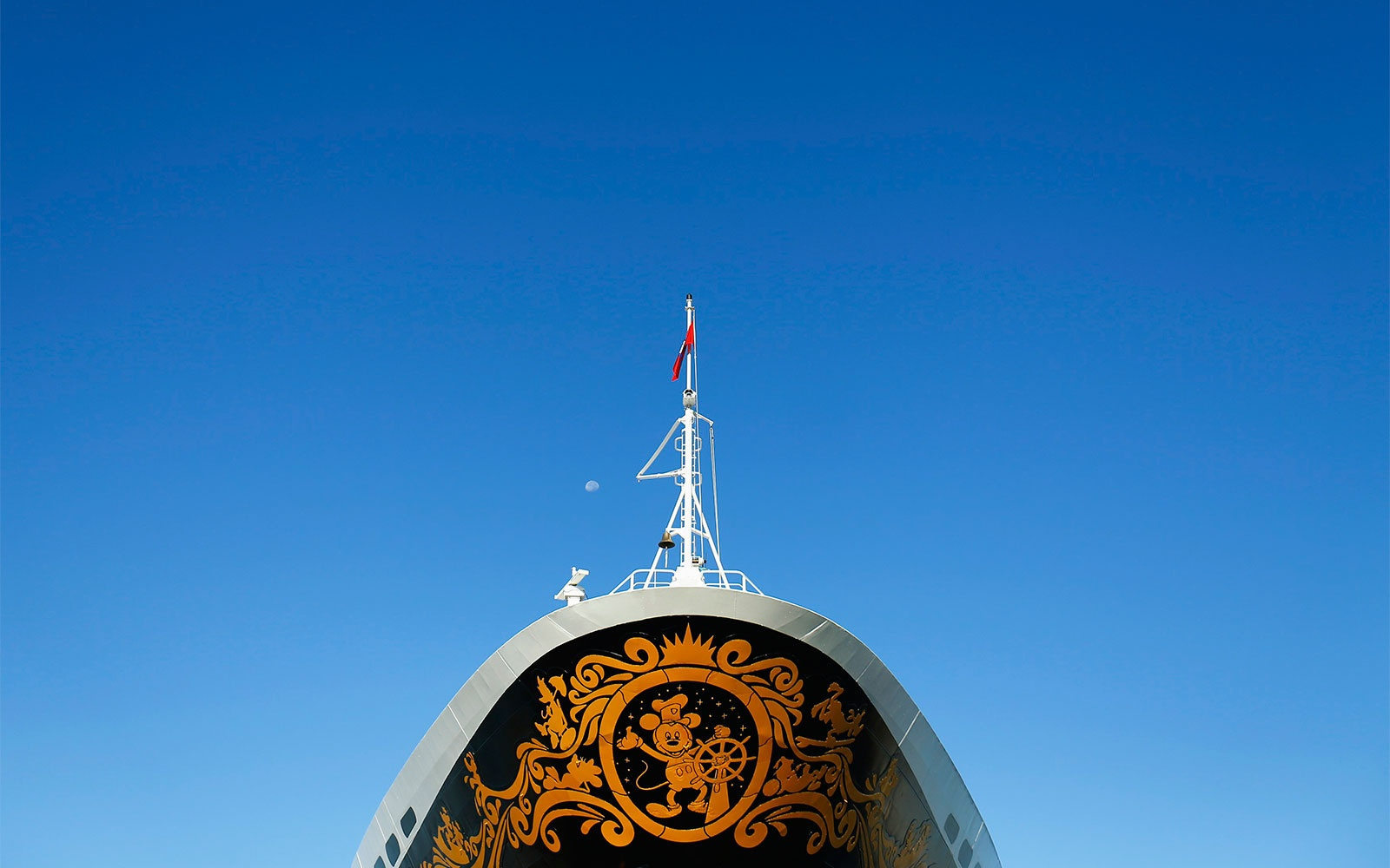 No. 1 Mega-Ship Ocean Cruise Line: Disney Cruises