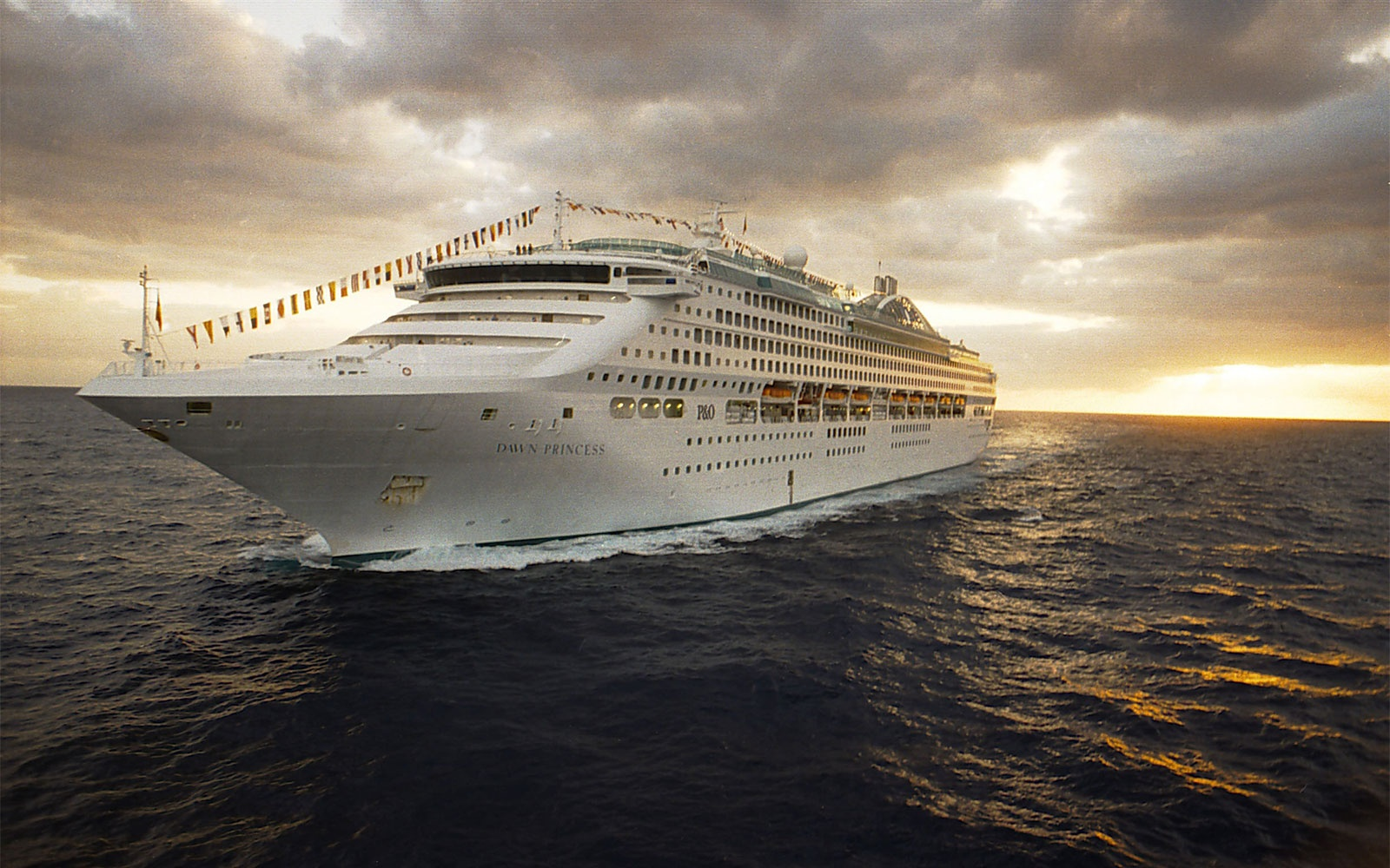No. 2 Mega-Ship Ocean Cruise Line: Princess Cruises