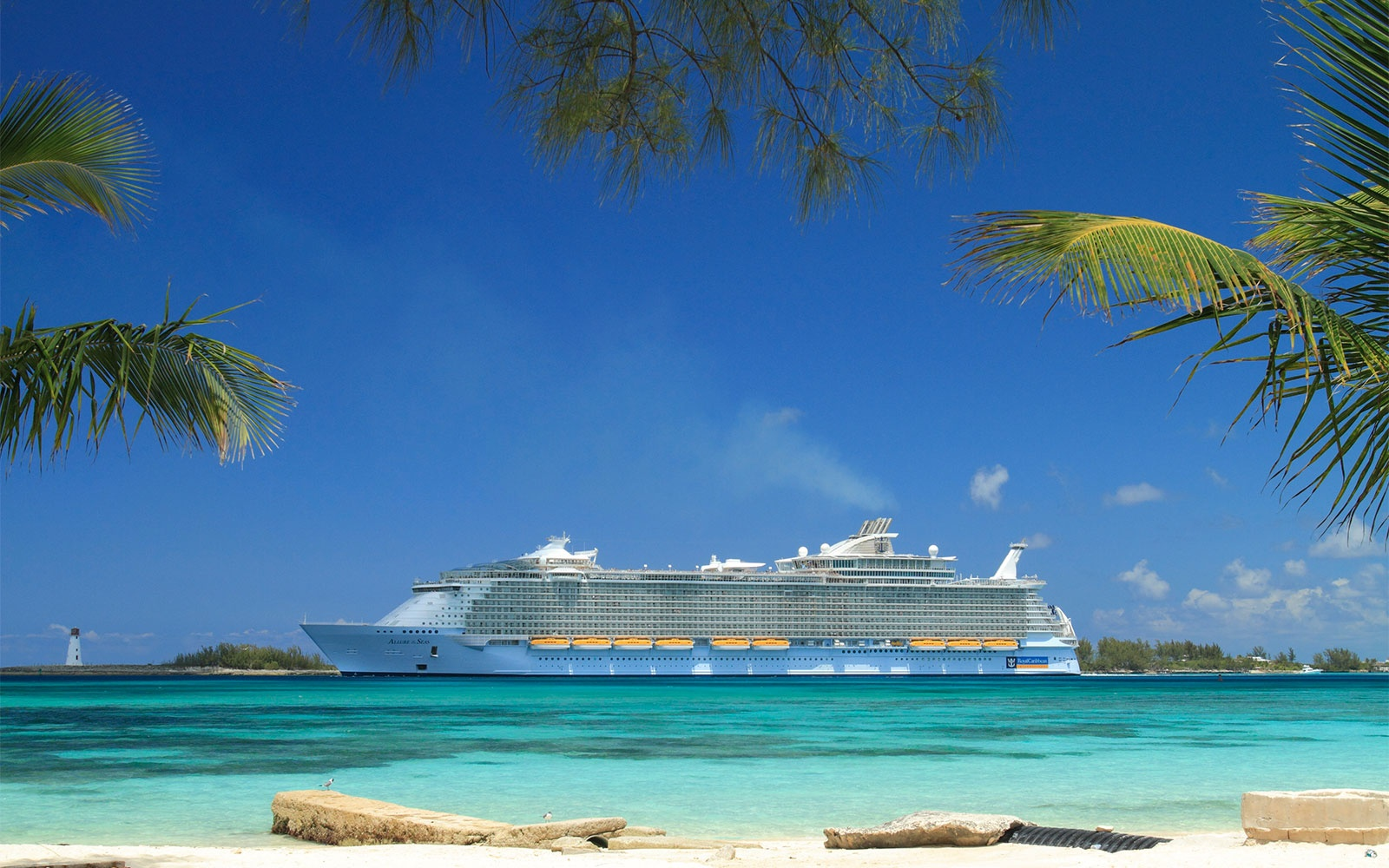 No. 5 Mega-Ship Ocean Cruise Line: Royal Caribbean International