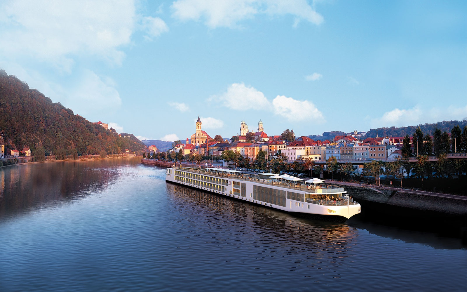 No. 8 River Cruise Line: Viking Cruises