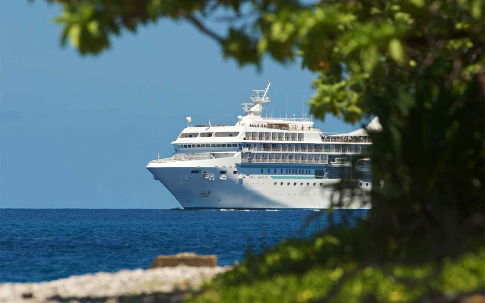 No. 2 Small-Ship Ocean Cruise Line:  Paul Gauguin Cruises