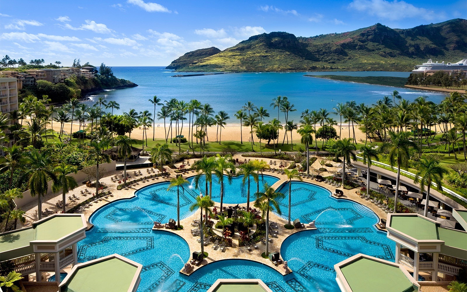 No. 9: Kauai Marriott Resort, Kaua'i, Hawaii