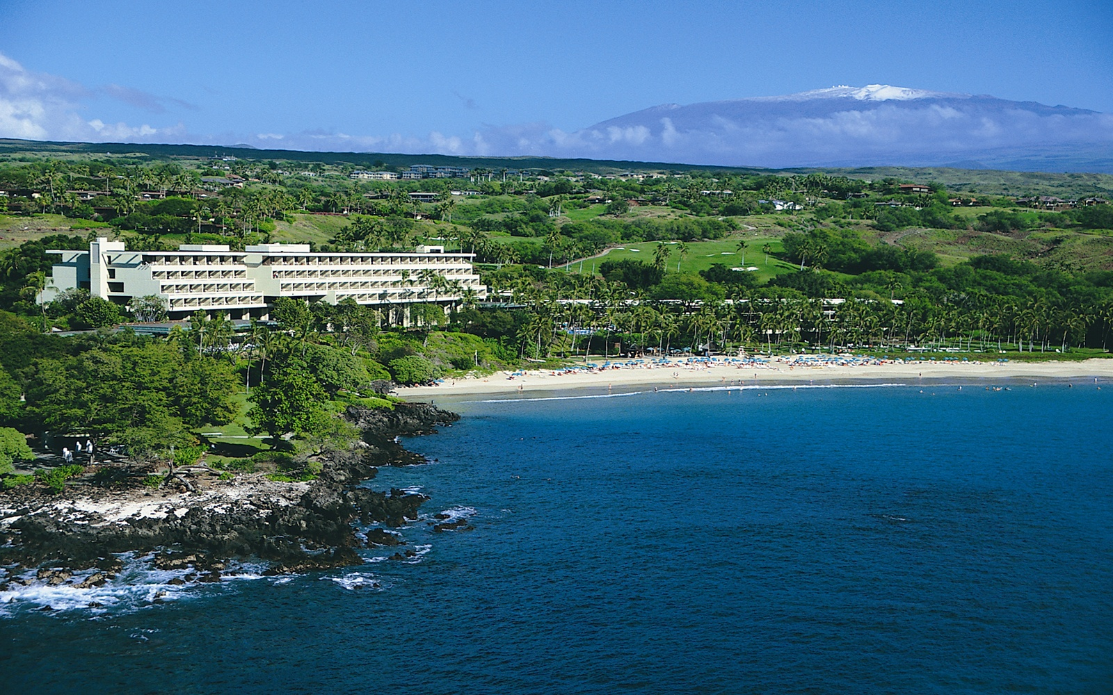 Mauna Kea Beach Hotel Travel Leisure