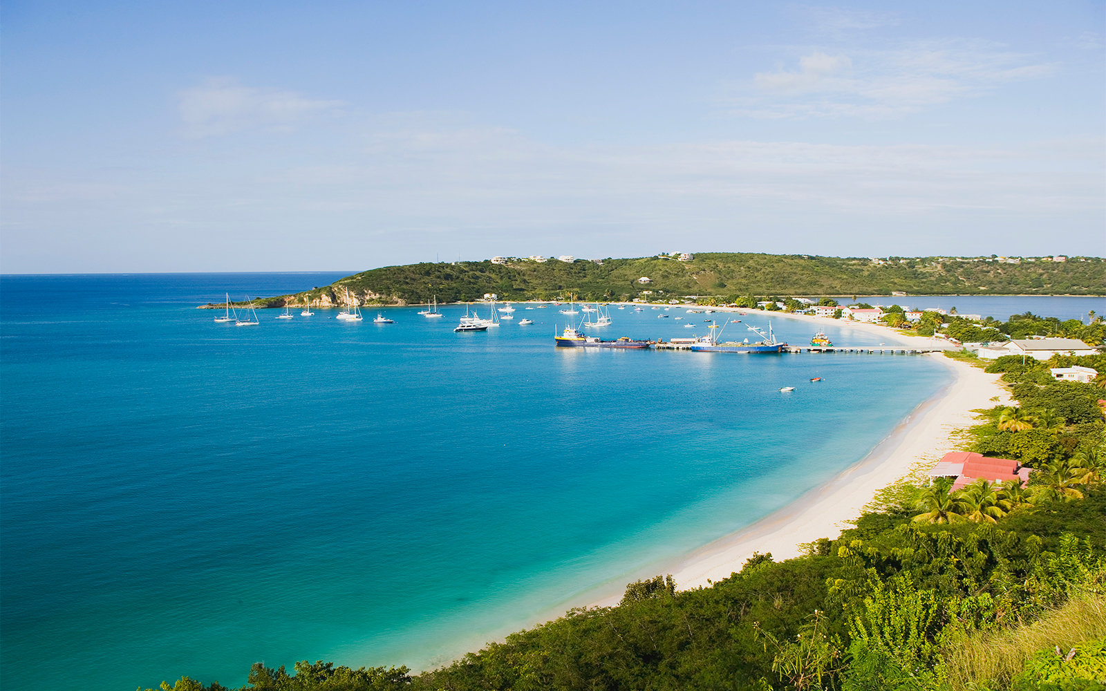 how to get to anguilla from nyc