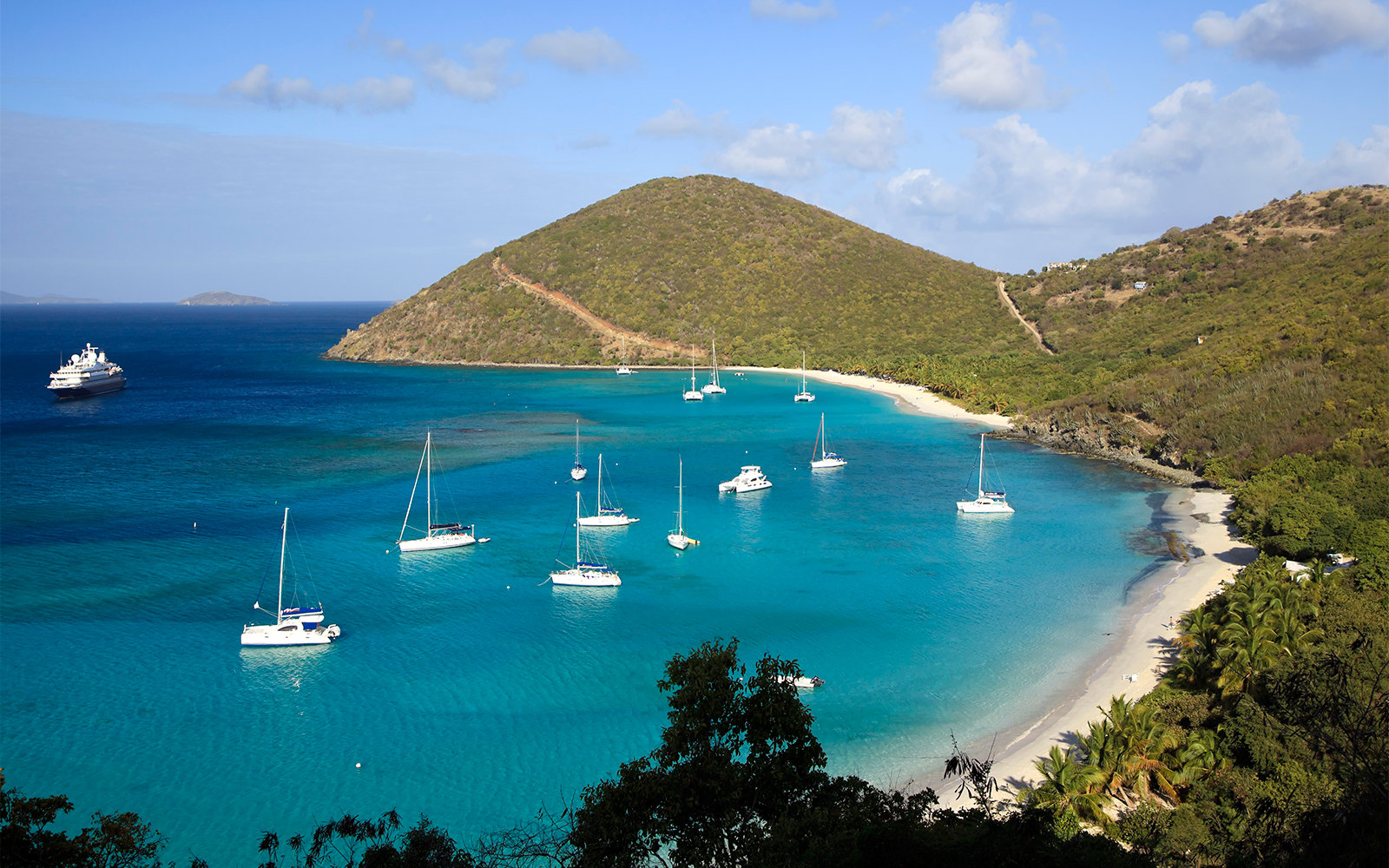 15. Jost Van Dyke, British Virgin Islands