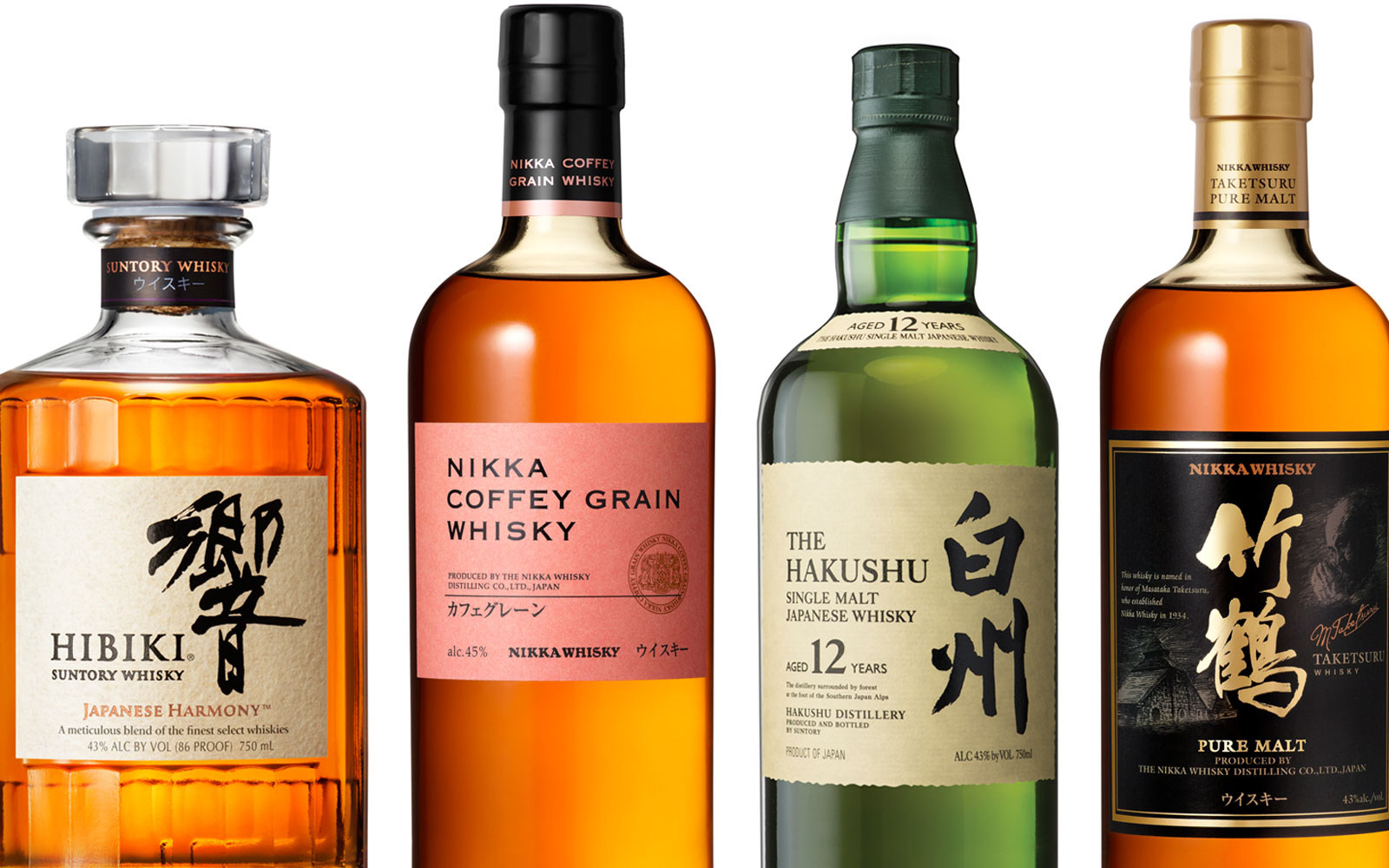 Japanese Whisky Is Fast Becoming the New Pappy Van Winkle