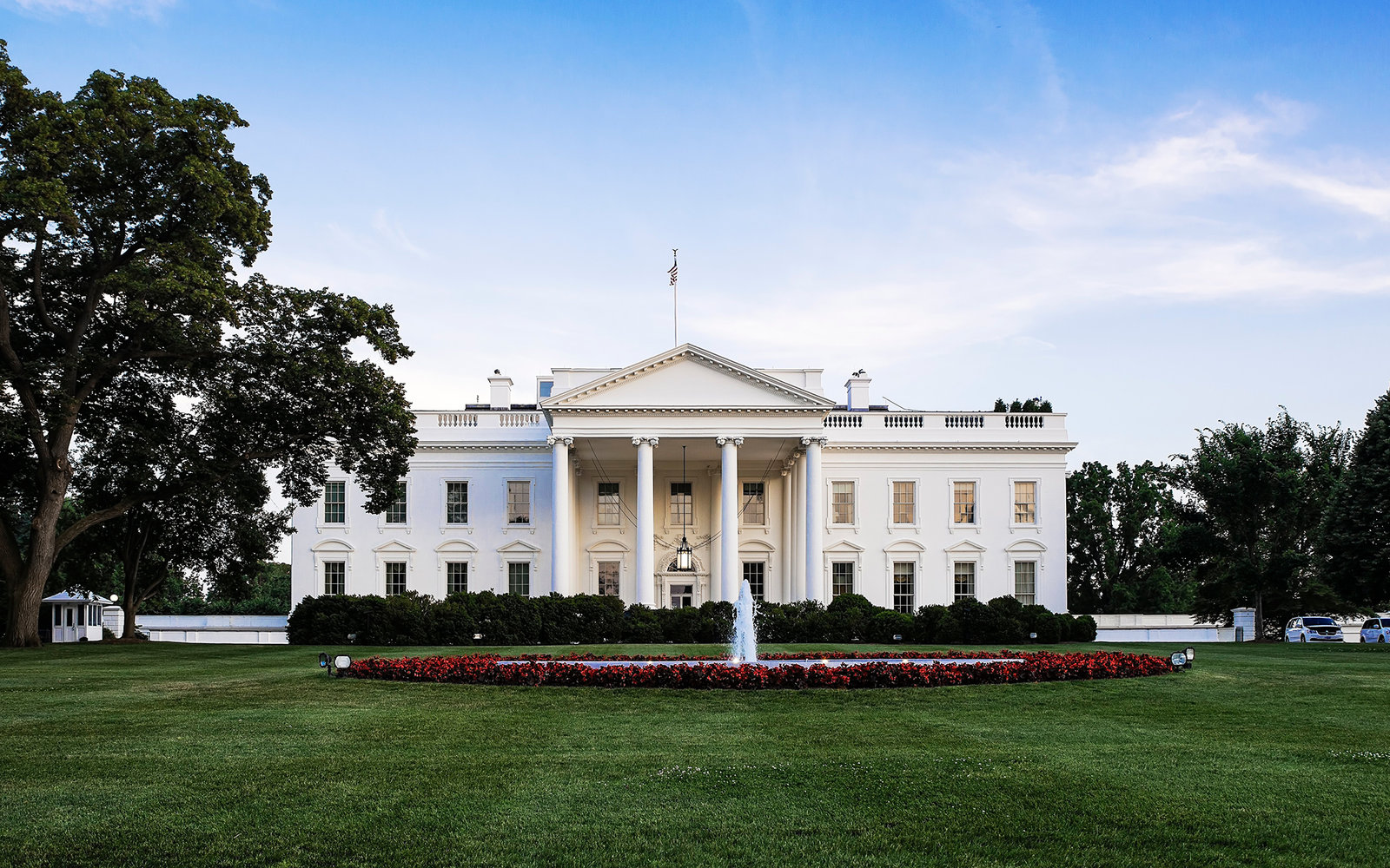 Secrets of the white house travel leisure for The white housse