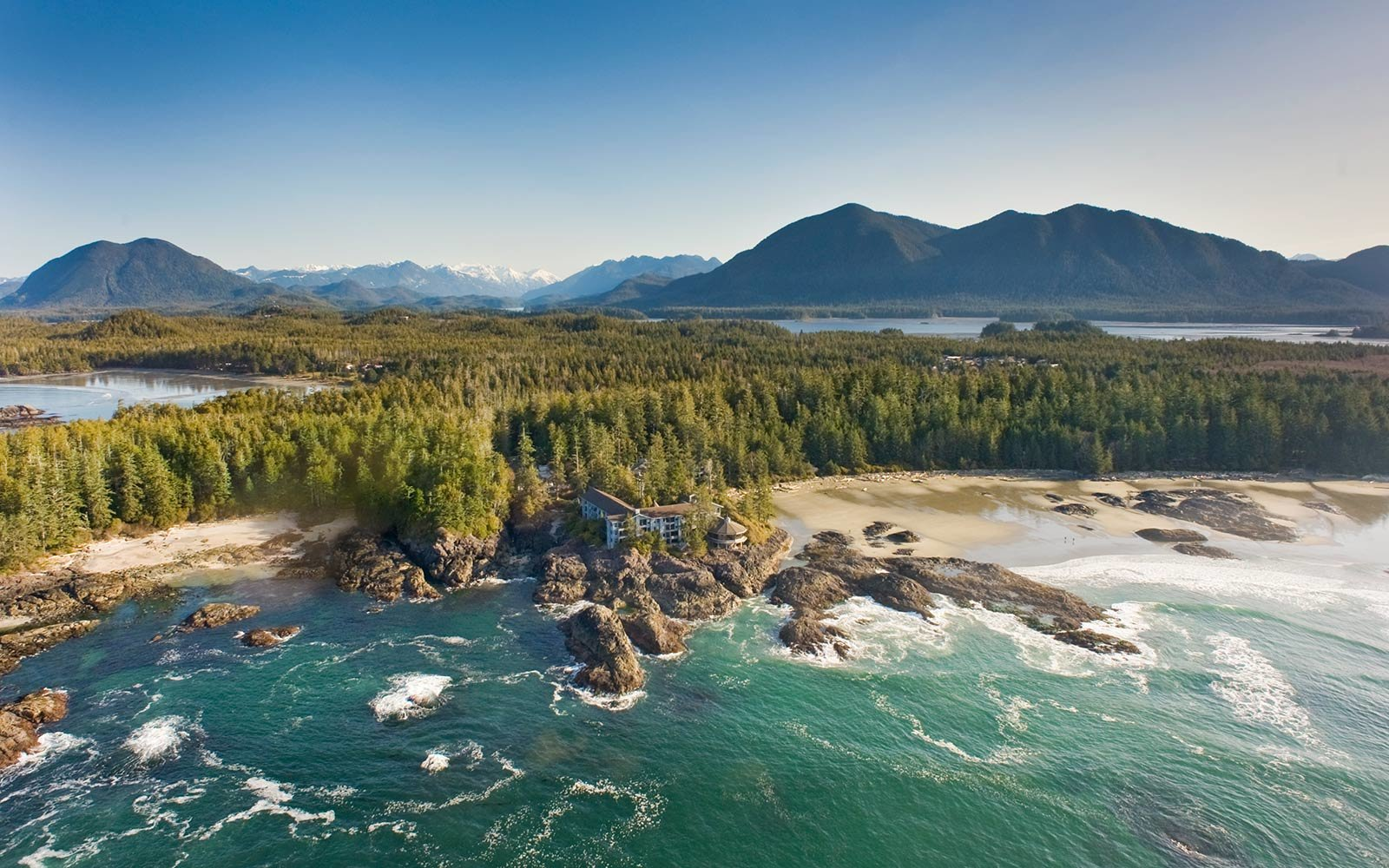 2. Wickaninnish Inn, Tofino, British Columbia