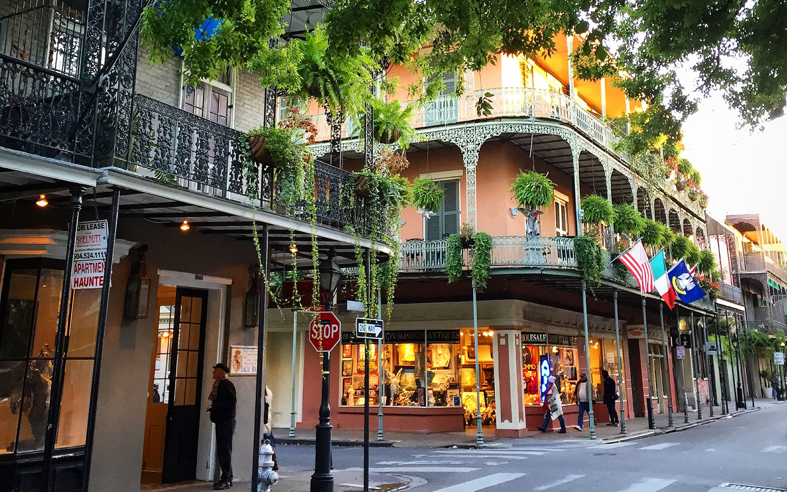 No. 1 New Orleans