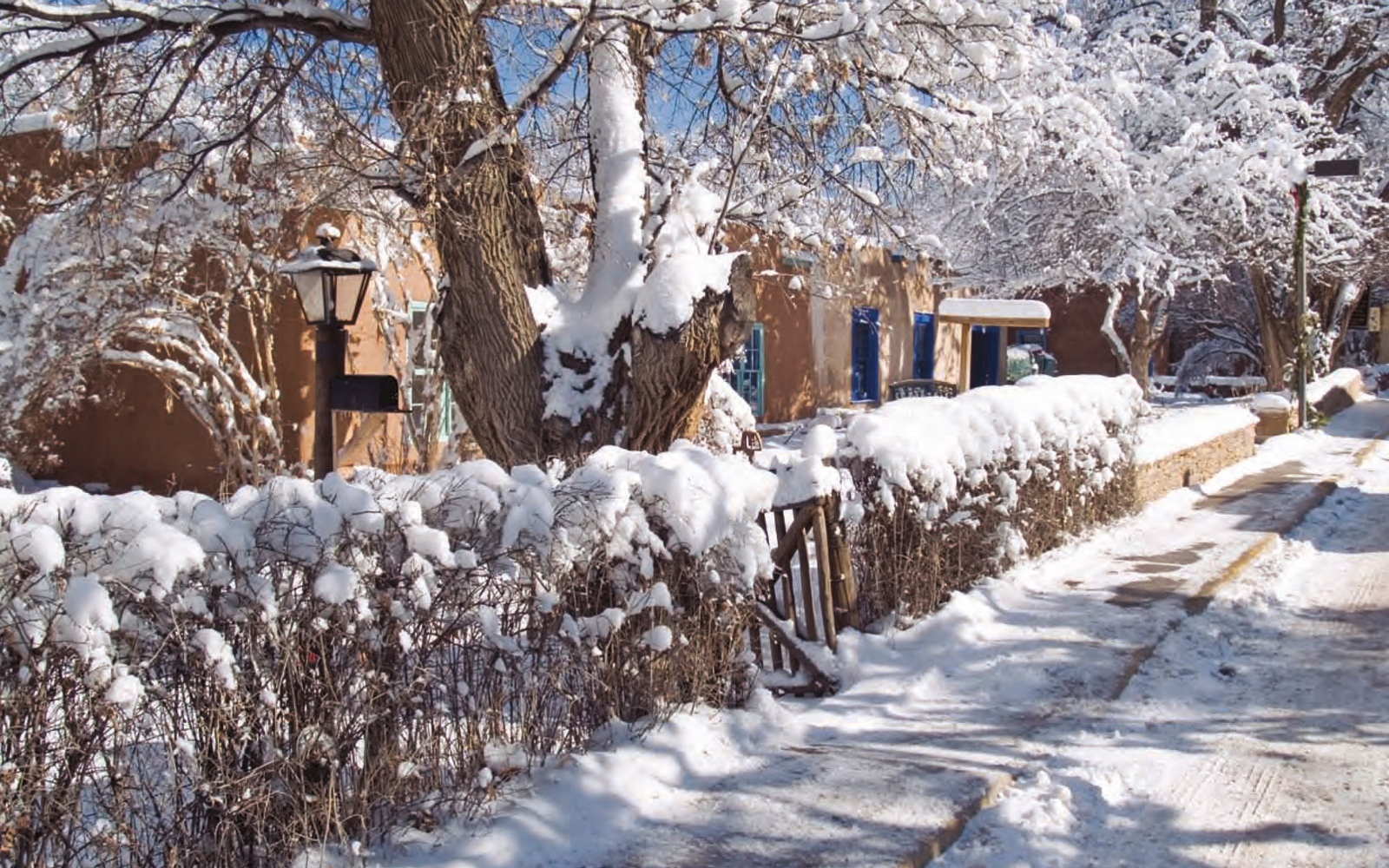 The High Road to Taos, New Mexico