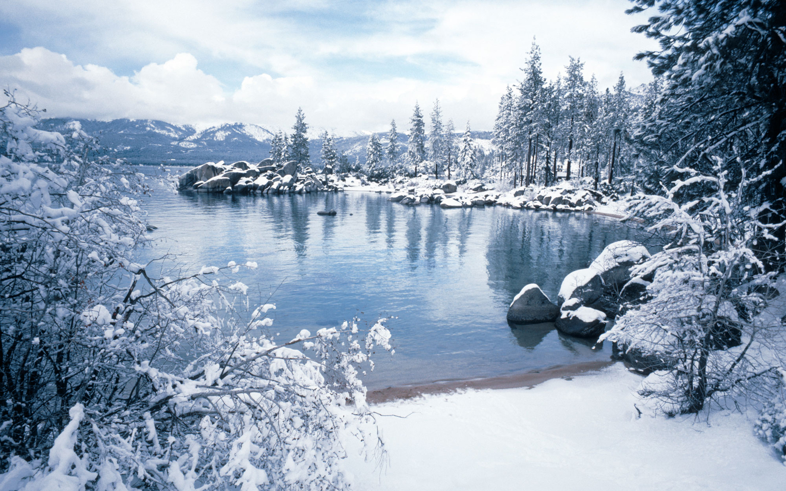 America S Best Winter Drives Travel Leisure