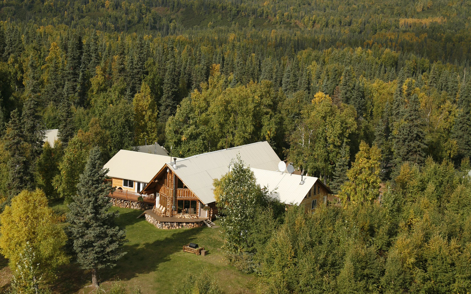 Winterlake Lodge in Alaska