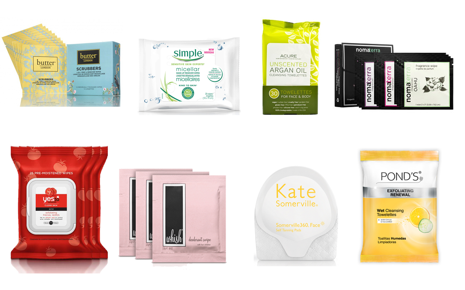 Best Makeup Wipes For Travel Travel Leisure
