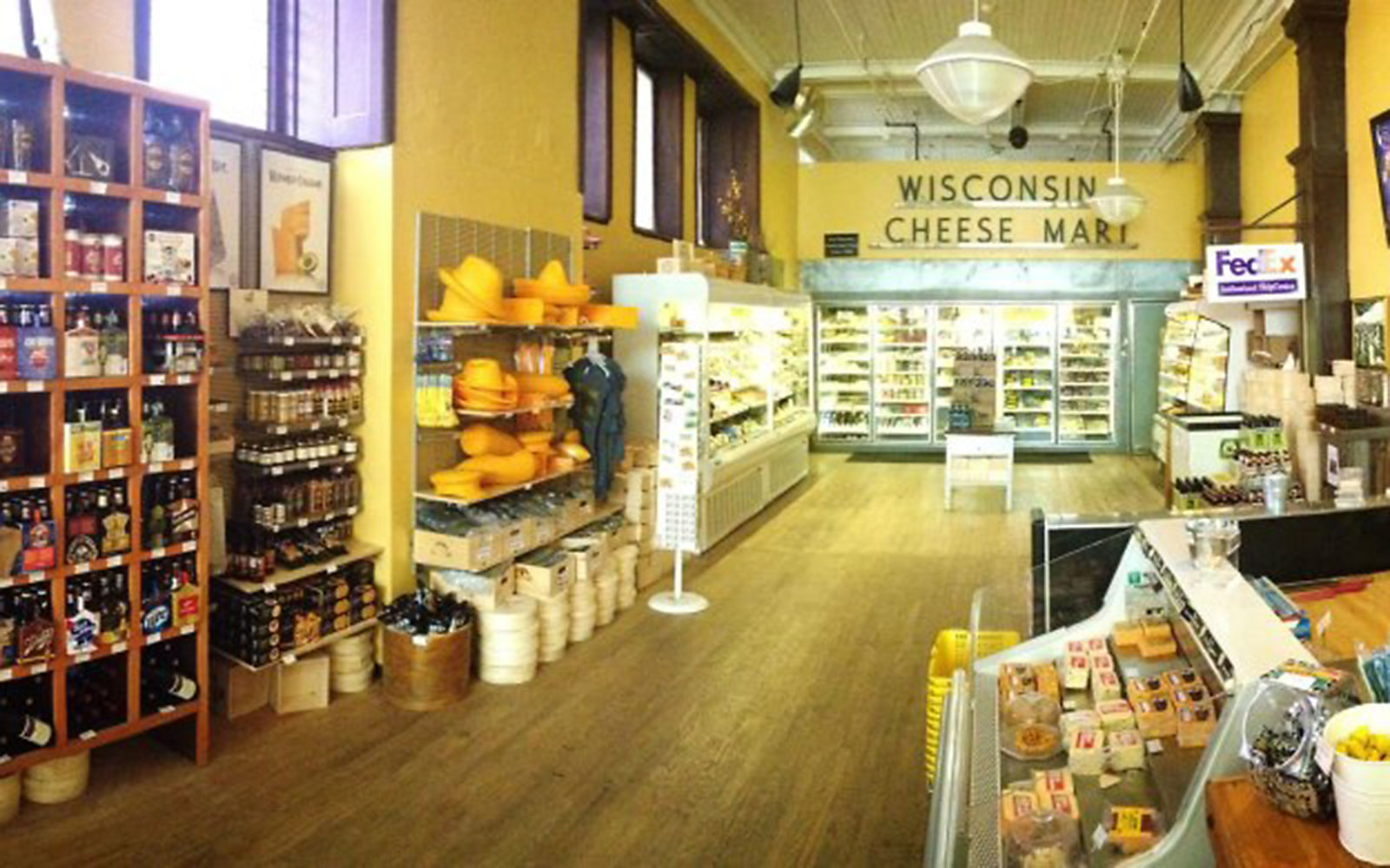 cheese shops wisconsin