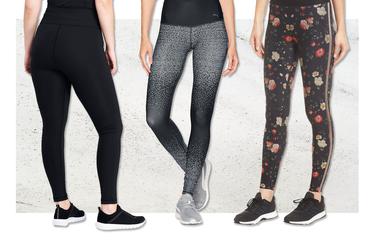 Why You Should Fly in Compression Leggings — and 13 Pairs to Try