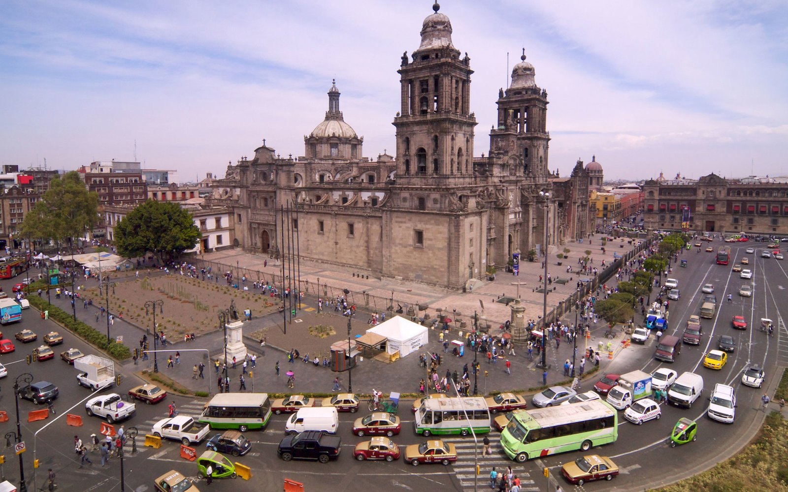 The 10 worst cities for traffic travel leisure for Travel to mexico city