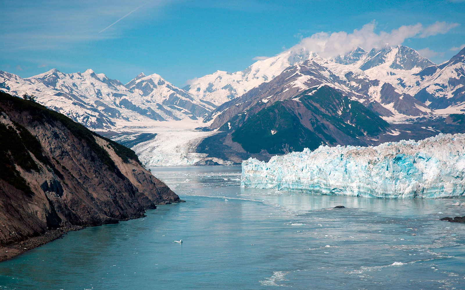 Wrangell-St. Elias National Park and Preserve in Copper Center, Alaska