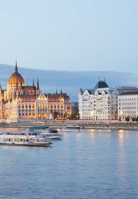 Honeymoon in Budapest