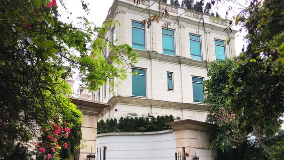 Hong Kong Villa Repulse Bay World's Most Expensive Home