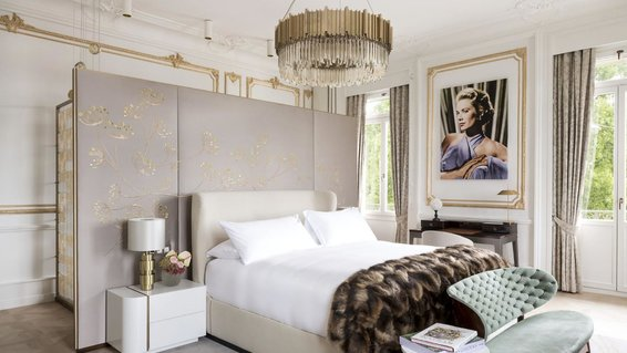 The Ritz-Carlton Hotel de la Paix Geneva Grace Kelly Suite