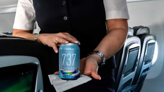 Icelandair IPA Limited Edition 737 Transatlantic beer