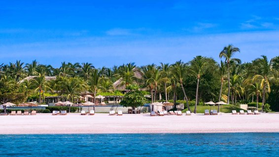 The St Regis Punta Mita resort in Mexico