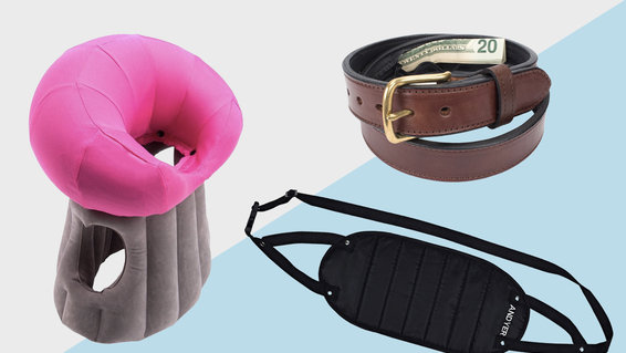 Wackiest Travel Accessories From Amazon