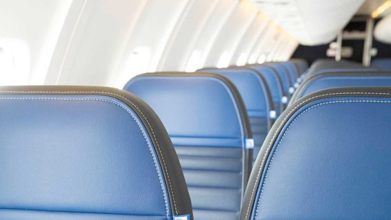 United Airlines Economy Seats