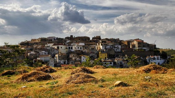 The Italian village of Grottole boasts natural wonders waiting to be explored.
