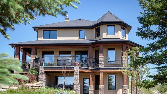 Win A Mansion for $25 in Millarville, Alberta, Canada
