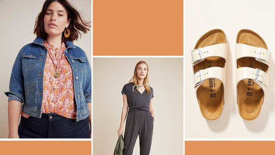 Anthropologie's Travel Shop - Comfy Outfits