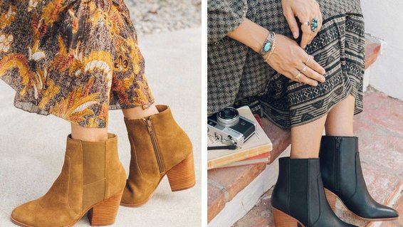 Soludos Booties