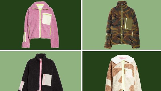 Sandy Liang Fleece Jackets