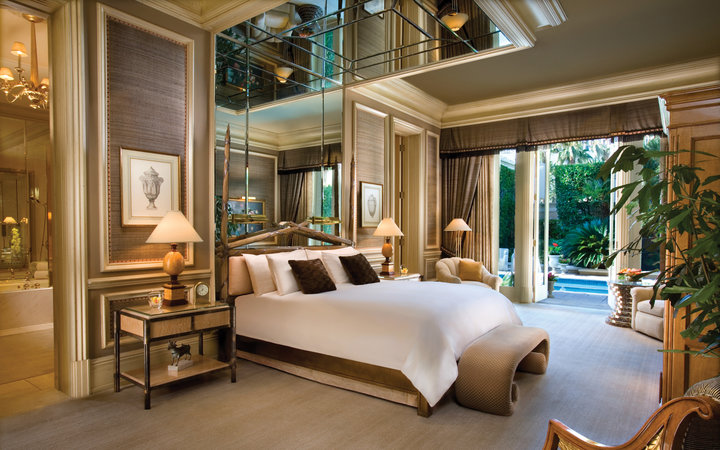 Vegas's Secret, High-Roller Suites: The Mirage