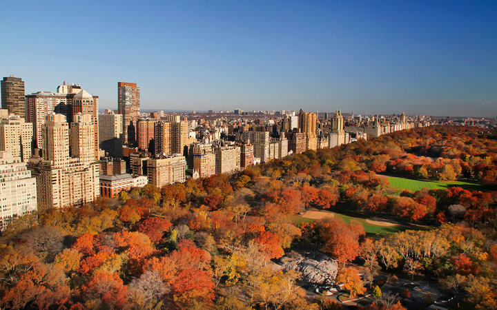 Things to do in new york city in the fall travel leisure for Things to do in manhattan ny this weekend