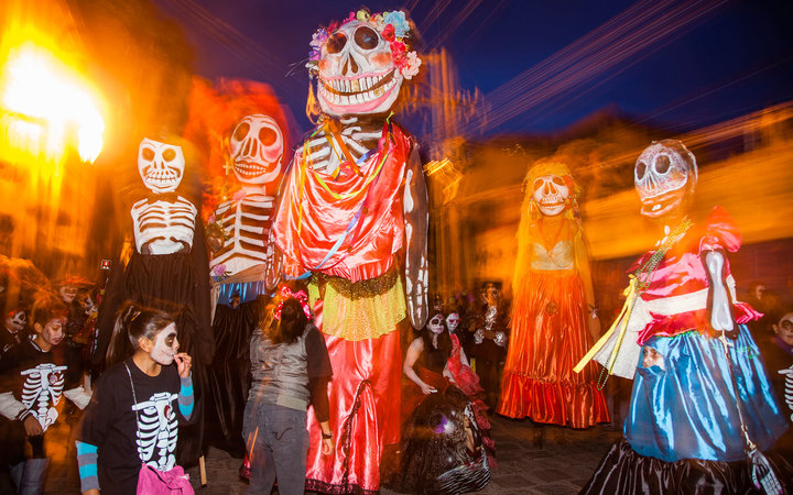 Day of the Dead in Mexico
