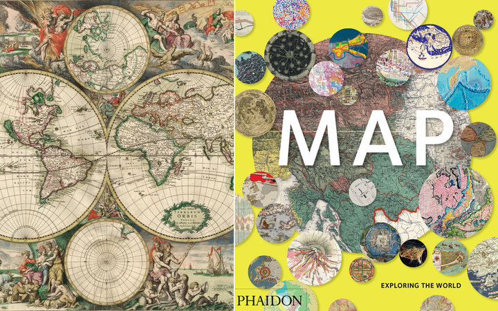Phaidon's Map books
