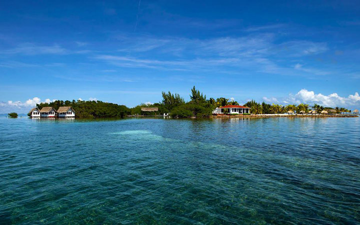 Affordable Private Island Royal Belize