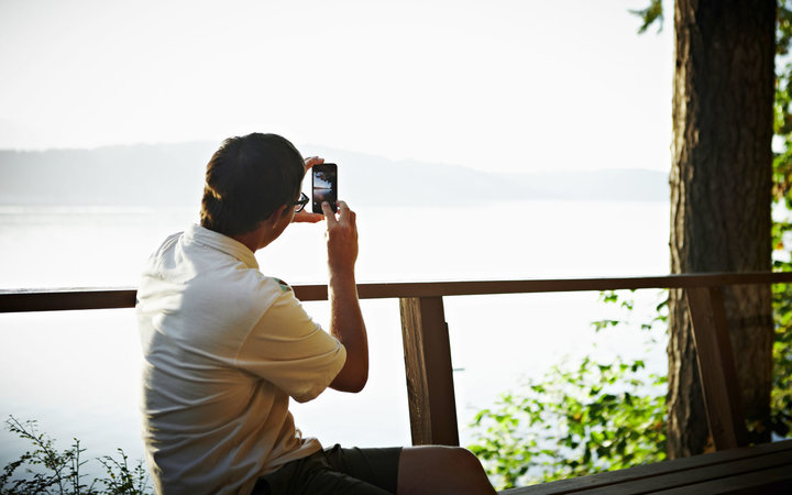 Vacation Photography Hacks Tips Phone