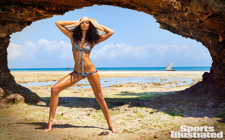***NORTH AMERICA usage for the promotion of the 2016 Swimsuit Issue only, ending March 14, 2016; credit: Ruven Afanador/Sports Illustrated; caption must include the words  on sale now.  NO INTERNATIONAL PRINT USE.***