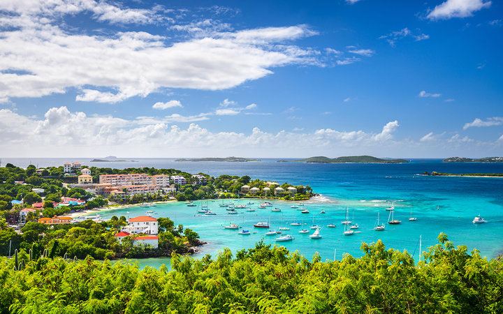 EWAEXP Cruz Bay, St John, United States Virgin Islands.