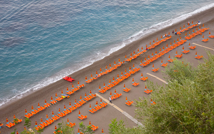 Best beaches in italy travel leisure for Best italian vacation spots