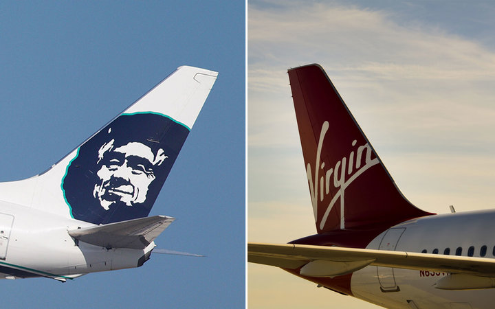 Alaska Airlines Buys Virgin America