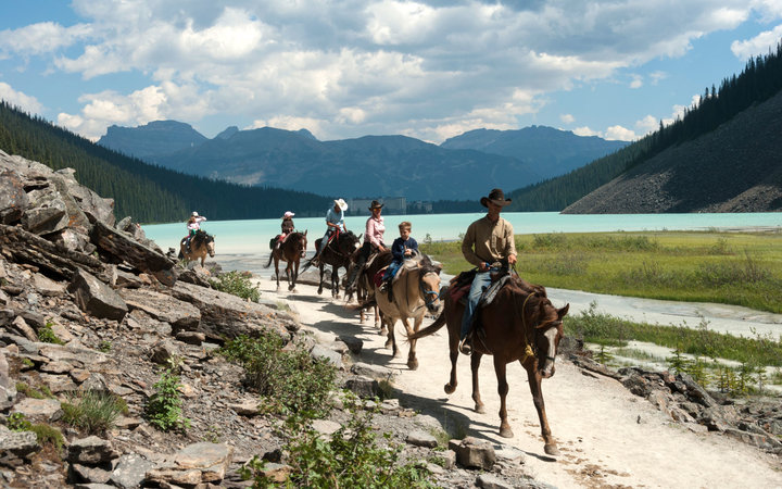 Rocky Mountain Horseback Riding