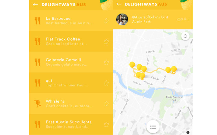 Delightways App