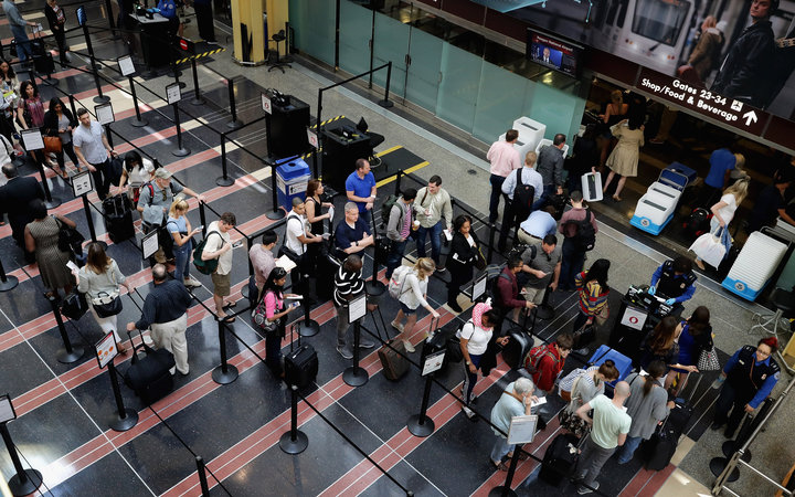 TSA Replace Human Scanners with Computers