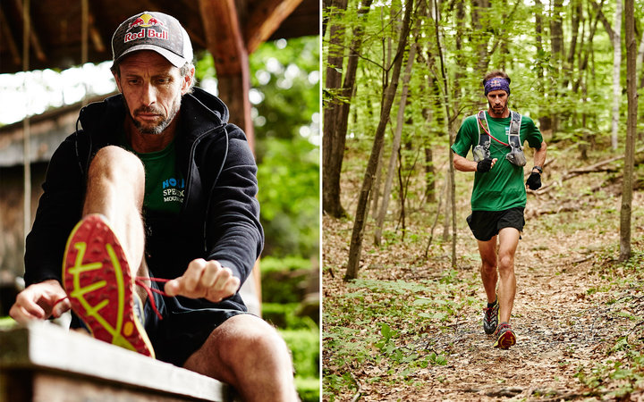 Ultra Marathoner Attempts to Break Record
