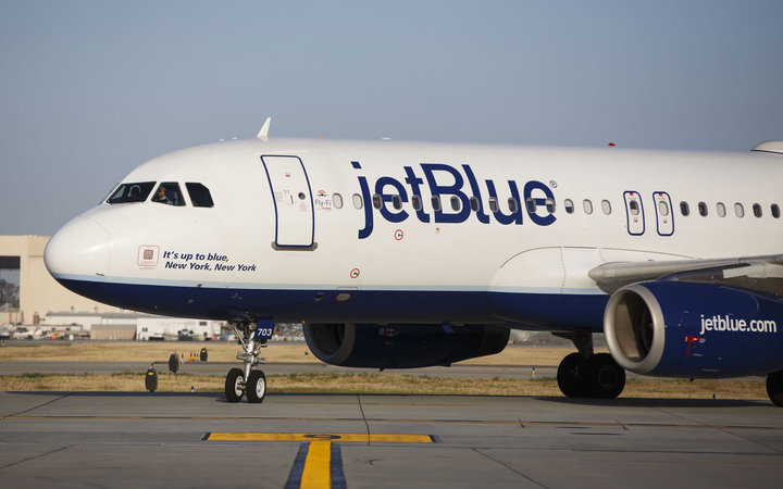 Cocaine Found In 2 JetBlue Planes' Luggage Compartments In Florida