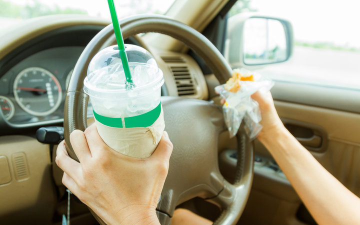 New Jersey Might Ban Eating While Driving